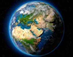 Почему существует воздушная оболочка земли